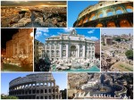 Rome, Italy - Collage