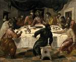 The Last Supper, El Greco