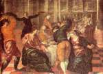 The Wedding at Cana, El Greco