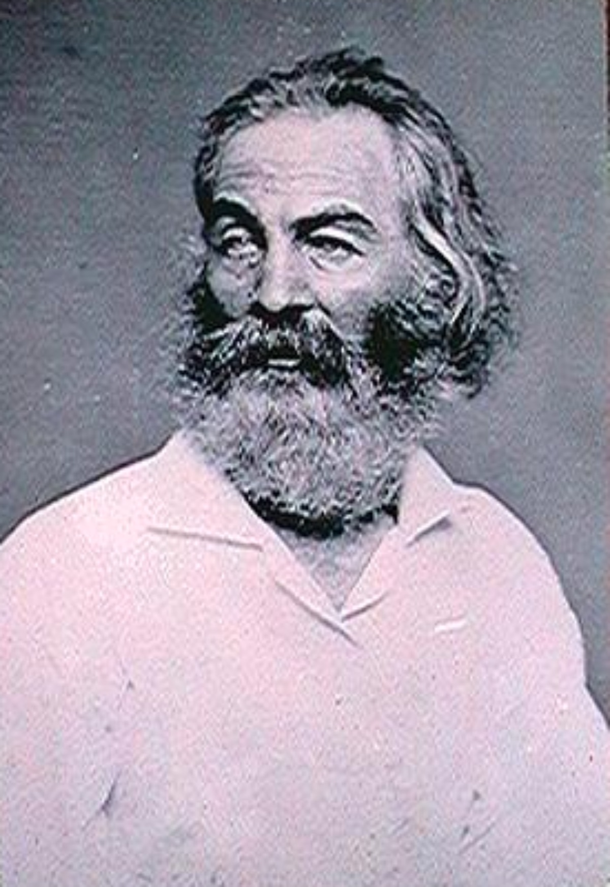 the runner by walt whitman We quote from the big lebowski and recite to each other naughty limericks and  walt whitman: failing to fetch me at first keep.